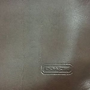 Coach Bags - Like New, Vintage Coach Chunky Case, Costa Rica